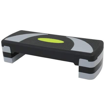 Степ-платформа Start Up NT33013 3 уровня серая/зеленая