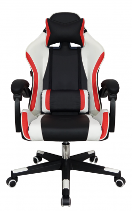 Игровое кресло Raybe K-5923P красное