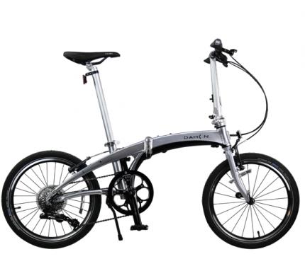 Велосипед Dahon Vigor D9 2019 One Size серебристый