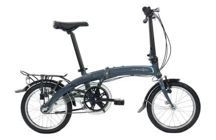 Велосипед Dahon Curve i3 2016 One Size серый