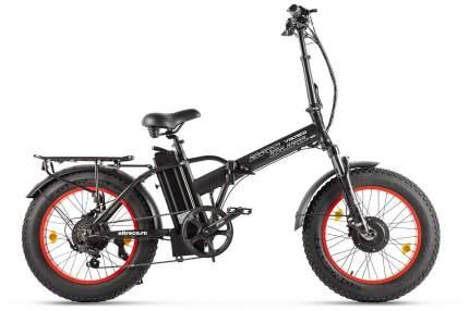 """Электровелосипед Volteco Bad Dual New 2021 18.5"""" черный"""