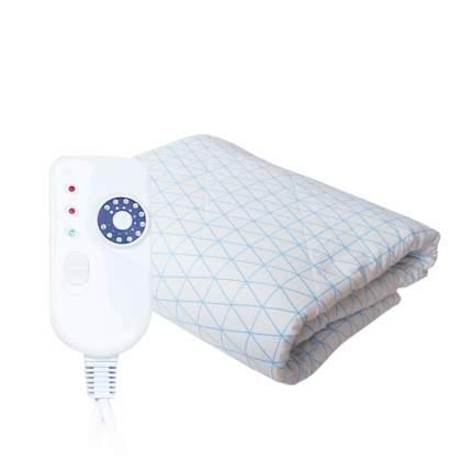 Электропростынь EcoSapiens Linen 150*90 см S278 9 режимов нагрева расцветка зигзаг