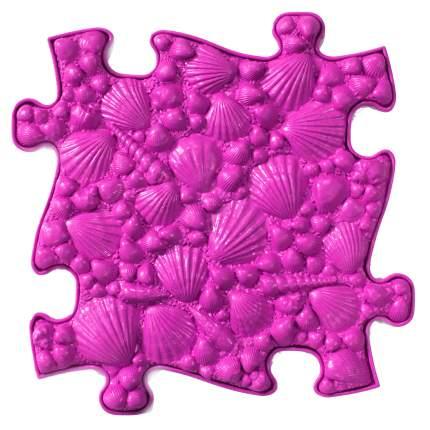 Модульный коврик ИграПол Ракушки большой розовый