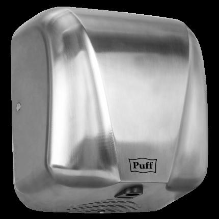 """Электросушитель для рук """"Puff-8800C"""" New, антивандальный, хром,1,8 кВт"""