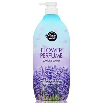 Гель для душа SHOWER MATE  Flower Perfume Purple Flower Лаванда 900мл
