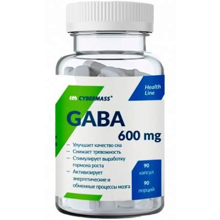 Добавка для нервной системы CYBERMASS GABA (90 капсул)
