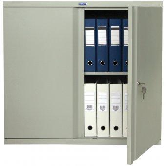 Шкаф архивный М-08, 832х915х370, ключевой замок