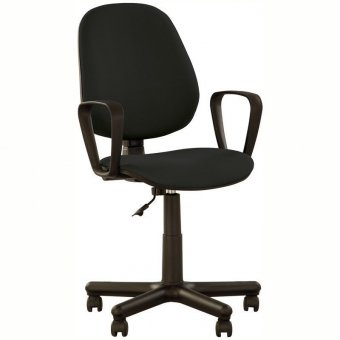 Кресло оператора Nowy Styl Forex GTP, PL ткань черная
