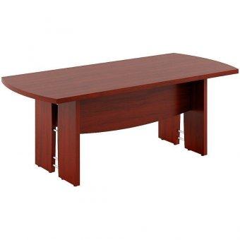 Стол для переговоров Skyland Born/Бургунди, 2000х900х750, B 121