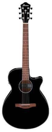 Электроакустическая гитара Ibanez AEG50-BK - Ibanez