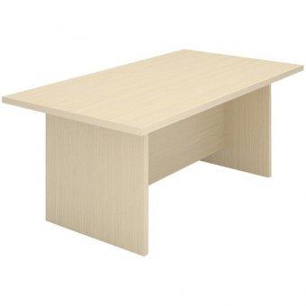 Стол для переговоров МФ Виско Консул/Дуб шамони светлый, 2000х1100х780