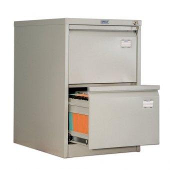 Шкаф картотечный ПРАКТИК AFC-02, 713х467х630 мм