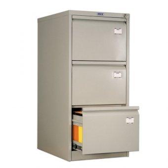 Шкаф картотечный ПРАКТИК AFC-03, 1020х467х630 мм
