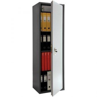 Шкаф бухгалтерский Aiko SL-150T, 1490х460х340, ключевой замок