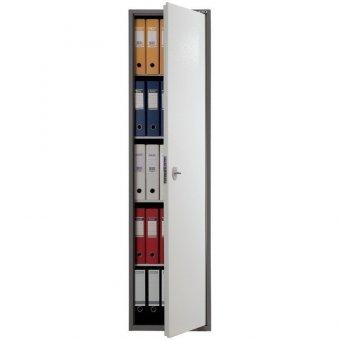 Шкаф бухгалтерский Aiko SL-185, 1800х460х340, ключевой замок