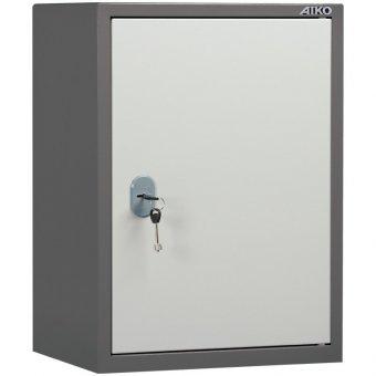 Шкаф бухгалтерский Aiko SL-65Т, 630х460х340, ключевой замок, трейзер