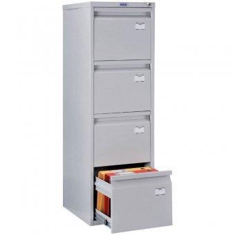 Шкаф картотечный А-44, 1305х408х480, 4 ящика