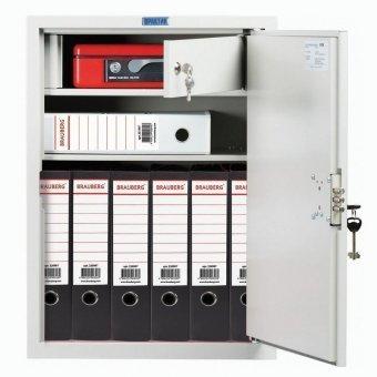 Шкаф металлический для документов ПРАКТИК SL- 65Т, 630х460х340 мм, 17 кг, сварной, SL-65Т