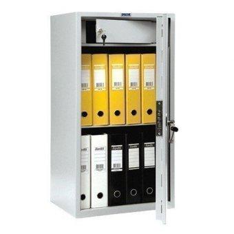 Шкаф металлический для документов ПРАКТИК SL- 87Т, 870х460х340 мм, 25 кг, сварной, SL-87Т