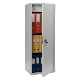Шкаф металлический для документов ПРАКТИК SL-125Т, 1252х460х340 мм, 28 кг, сварной