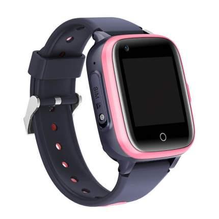 Детские смарт-часы Wonlex Smart Baby Watch KT15 Pink/Pink