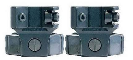 Кольца EAW Apel 25,4мм на Blaser R93 быстросъемные, h=16,5мм 185-70152/365 Раздельные