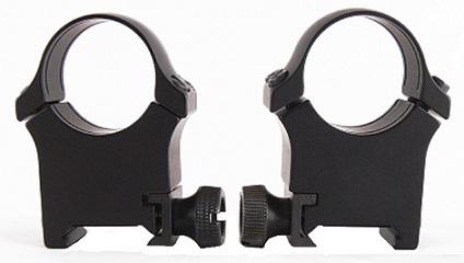 Кольца EAW Apel 25,4мм на Weaver быстросъемные, h=20мм 138-80800 Раздельные  EAW Apel