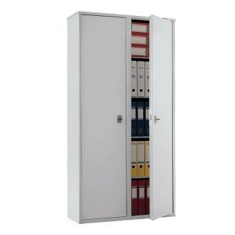 Шкаф металлический ПРАКТИК SL-185/2, 1800х920х340 мм