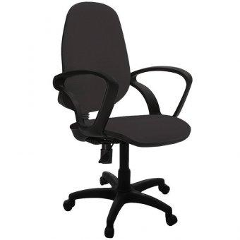 Кресло оператора Фабрикант Комфорт, PL, ткань серая