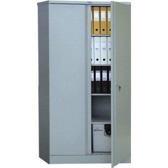 Шкаф металлический офисный ПРАКТИК AM-1891, 1830х915х458 мм, 47 кг, разборный, AM-18391