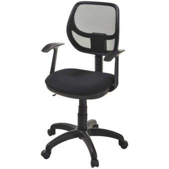 Кресло оператора Фабрикант Степ, PL, ткань черная