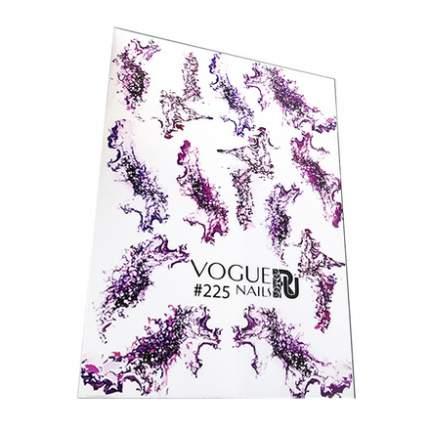 Слайдер-дизайн Vogue Nails №225