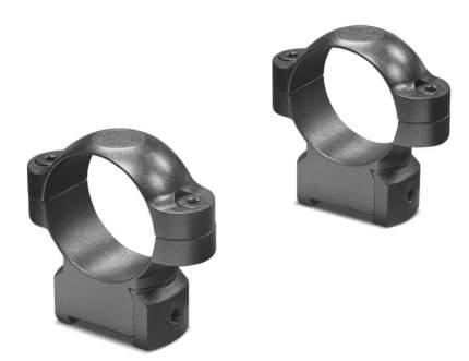 Кольца Leupold небыстросъемные 30мм на CZ 550, высокие 61790 Раздельные  Leupold