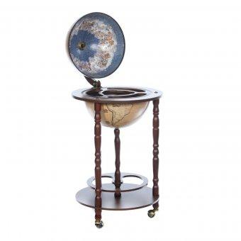 Напольный глобус-бар JUFENG JF-RG-33001-N d=33 см
