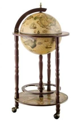 Напольный глобус бар JUFENG CG33001N, d=33 см