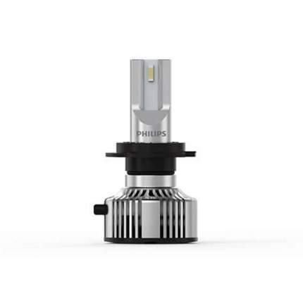 Лампа автомобильная светодиодная PHILIPS 11972UE2X2,  H7,  12/24В,  20Вт,  6500К,  2шт