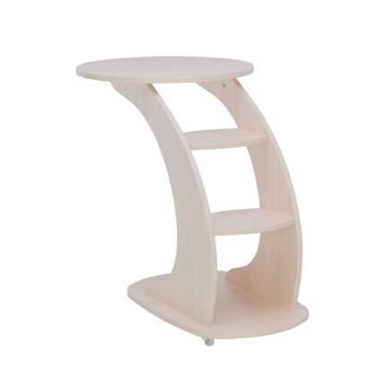 Подкатной столик Leset Стелс, молочный дуб