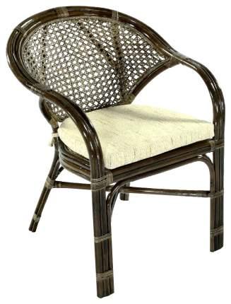 Садовое кресло Экодизайн Java 11/24-В Б brown 63х63х80 см