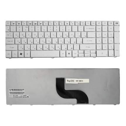 Клавиатура TopON для ноутбука Packard Bell TM86, TX86, NEW90, PEW91 Series