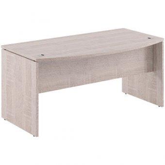 Стол руководителя прямоугольный Skyland Xten/Дуб Сонома, 1600х867х750, XET 169