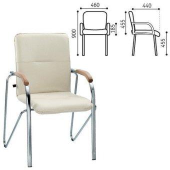 Кресло для приемных Samba V-18