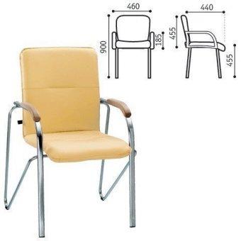 Кресло для приемных Samba V-17