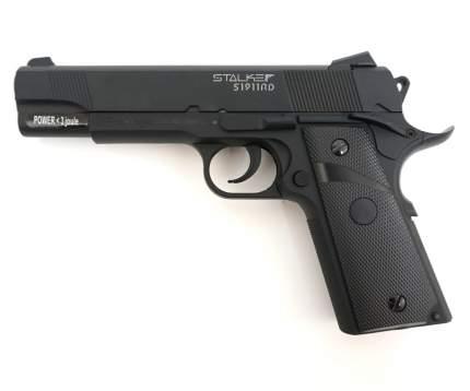 "Пистолет пневматический Stalker S1911RD (аналог ""Colt 1911"") к.4,5мм ST-12061RD   Stalker"