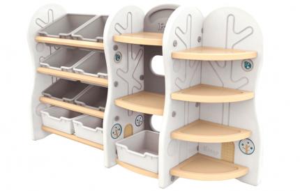 Стеллаж для игрушек Ifam DesignToy-6
