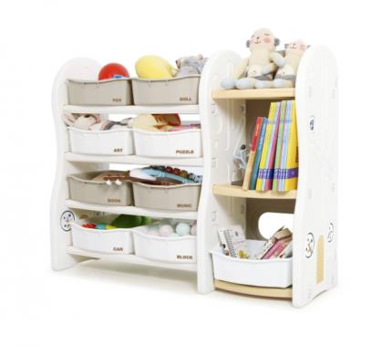 Стеллаж для игрушек Ifam DesignToy-4