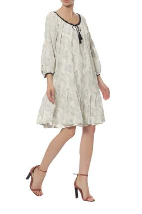 Платье женское Max Mara Studio 62310471/01 бежевое 38 IT
