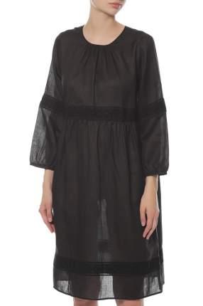Платье женское Max Mara Studio 62210971/03 черное 38 IT