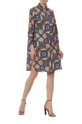 Платье женское Max Mara Weekend 52212871/05 оранжевое 38 IT