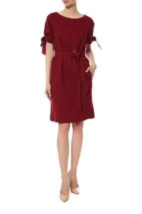Платье женское Weill 195027/7153C красное 38 IT