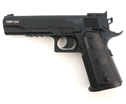 "Пистолет пневматический Stalker S1911T (аналог ""Colt 1911"") к.4,5мм ST-12051T   Stalker"